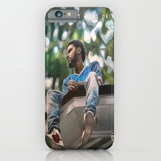 J.Cole 2014 Forest Hills Drive Drawing Slim Case iPhone 6