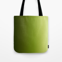 Ombre Greens Reversed 1 Tote Bag