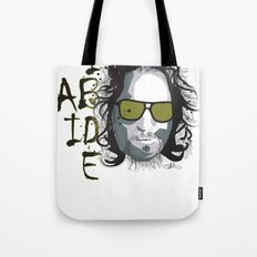 The Dude - Big Lebowski INK Tote Bag