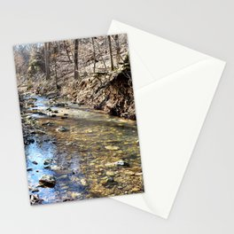 Alone in Secret Hollow with the Caves, Cascades, and Critters, No. 10 of 20 Stationery Cards