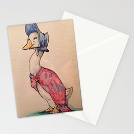 Jemima Puddleduck Stationery Cards