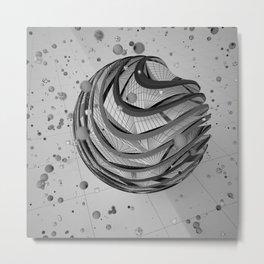 [Curvature] Metal Print