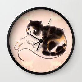 Queen Fa Wall Clock