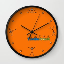 by definition Wall Clock