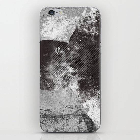 """Kveikur""  by Matt Vidalis iPhone & iPod Skin"