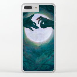 On Both Banks Clear iPhone Case