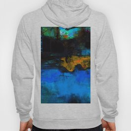 Mysterious Rapture 4b by Kathy Morton Stanion Hoody