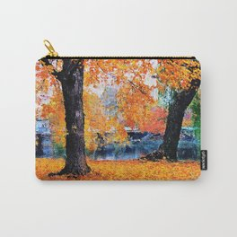 Boston, Panorama Carry-All Pouch