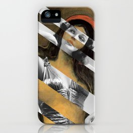 Munch & Rita Hayworth iPhone Case
