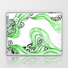 FANTASIA VERDE Laptop & iPad Skin