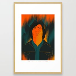 No Country For Old Men  Framed Art Print
