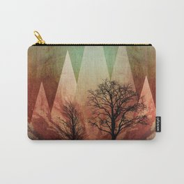 TREES under MAGIC MOUNTAINS I Carry-All Pouch