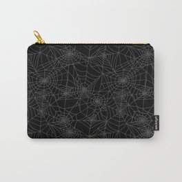 Dead of Night Cobwebs Carry-All Pouch