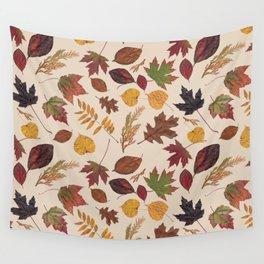 Aurora Autumn Wall Tapestry