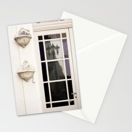 French Door Reflections Stationery Cards