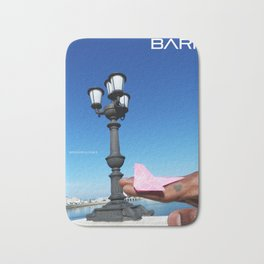 TAVEL TO BARI Bath Mat