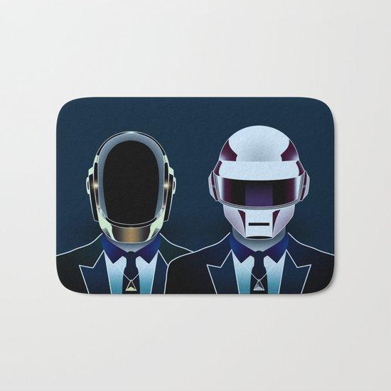 Daft Punk Bath Mat