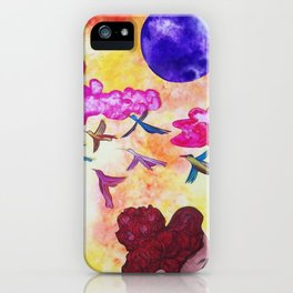 Walking iPhone Case