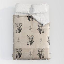 A hard night Comforters