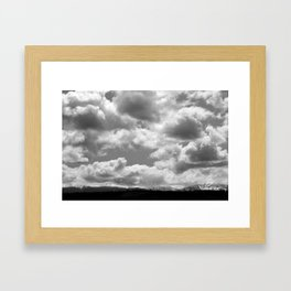 Tahoe, CA Framed Art Print