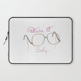 "Sophia ""Picture It"" - The Golden Girls Laptop Sleeve"