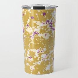 Moss Splatter Travel Mug