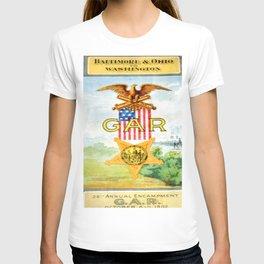 G.A.R T-shirt