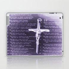 The Word Laptop & iPad Skin