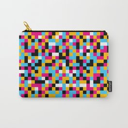 Pixels #01 Carry-All Pouch