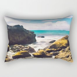 Pura Vida Rectangular Pillow