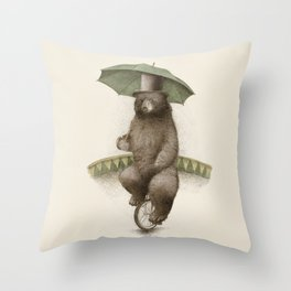 Frederick Throw Pillow