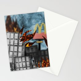 Hell Fire & McDonalds Stationery Cards
