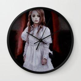 Dia de los Muertos - Little Angel Wall Clock