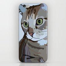 Sophie Cat iPhone & iPod Skin
