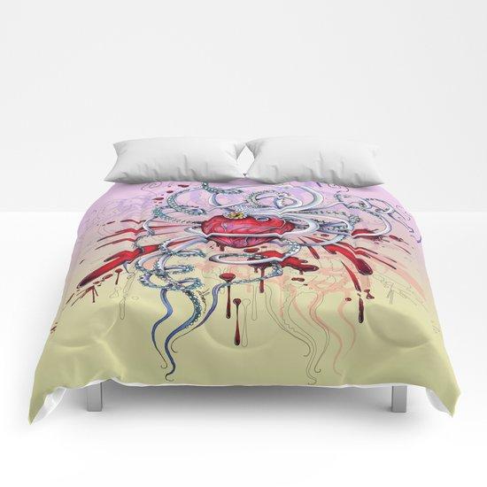 9.    Comforters