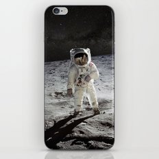 Astronaut iPhone & iPod Skin