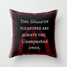 The Night Circus 1 Throw Pillow