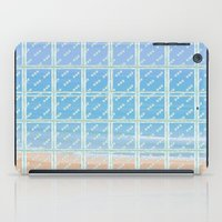 glass iPad Cases featuring Glass by Ana Guillén Fernández