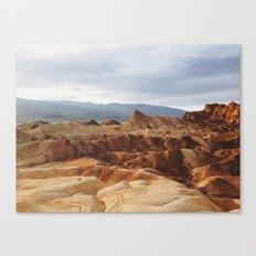 Zabriskie Canvas Print