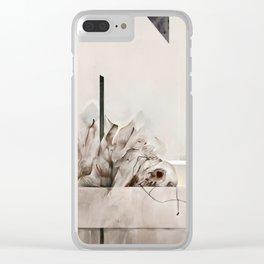 Lucid Mechanisms Clear iPhone Case