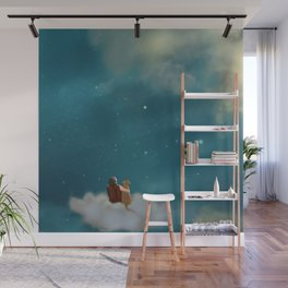 Space Dreams Wall Mural