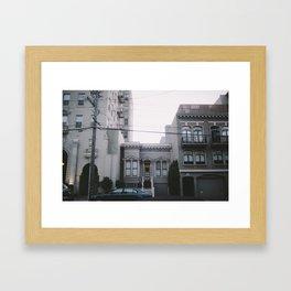 San Fransisco no.6 Framed Art Print