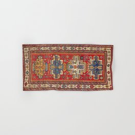 Daghestan Sumakh Northeast Caucasus Rug Print Hand & Bath Towel