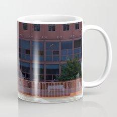 Woman in red Mug