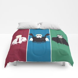 Blood & Ice Cream Comforters
