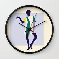 Fashion Dance 5 Wall Clock