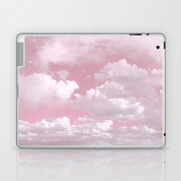 Clouds in a Pink Sky Laptop & iPad Skin
