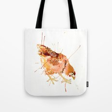 Cheeky Chicken Tote Bag