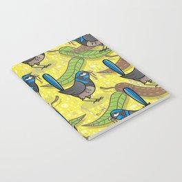 Bushland Notebook