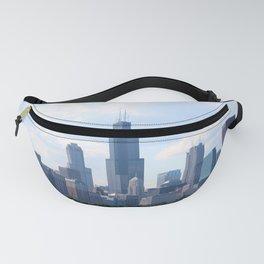 Chicago Skyline Fanny Pack